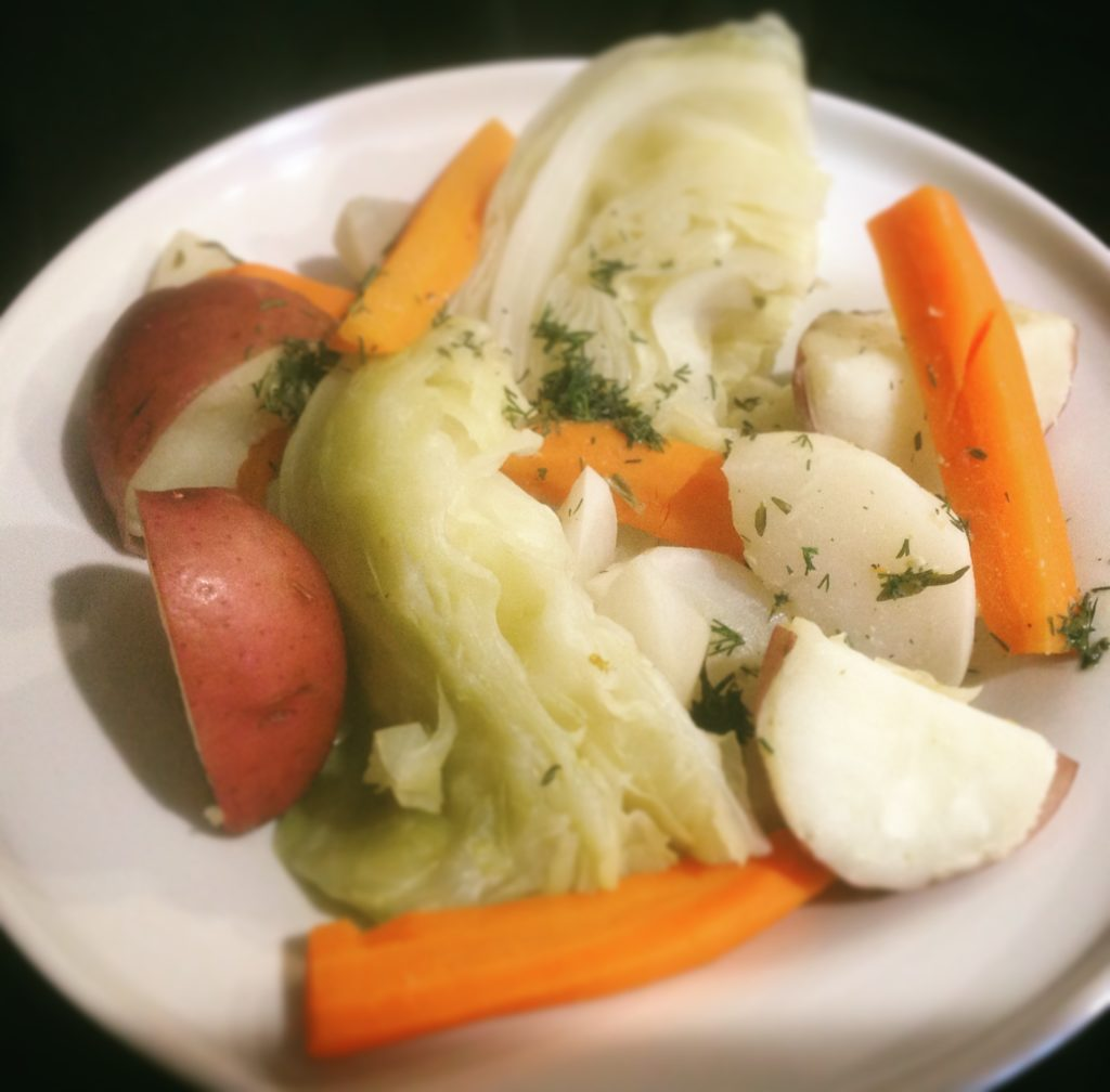 Boiled Cabbage And Potatoes Recipe