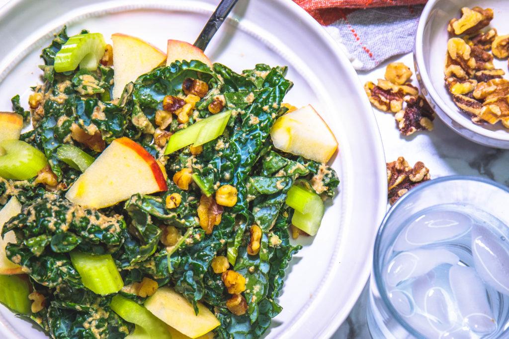 Whole Foods Kale Waldorf Salad Recipe